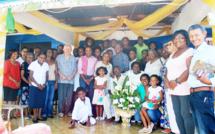 Saint-Leu : Noces d'or pour les époux Castel