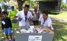 Opération réduction des déchets lors des pique-niques