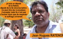Jean Hugues RATENON : Daniel Gonthier et Jean Paul Virapoullé, les champions de l'oubli