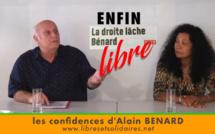 Confidences d'Alain BENARD