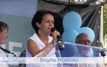 Brigitte HOARAU : En pétard contre Michel Fontaine