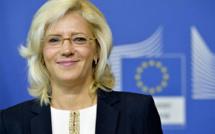 Corina CRETU, la Commissaire Européenne à La Réunion avec Didier ROBERT : Lancement du PO FEDER 2014-2020