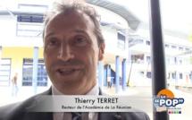 Thyerry TERRET : Un regard positif sur l'éducation à La Réunion