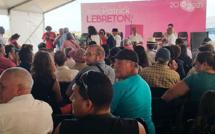 Patrick LEBRETON : Faire venir des compagnies Low Cost à La Réunion
