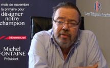 Michel FONTAINE : Objectif, désigner notre champion