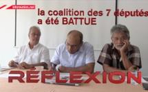 Oublié ? Les 7 députés Réunionnais qui ont été battus