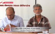 Ary YÉE CHONG TCHI KAN : Nous sommes le peuple Réunionnais