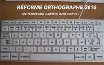 Le clavier de la réforme