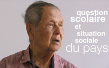 Paul VERGES : Question scolaire et situation sociale du Pays