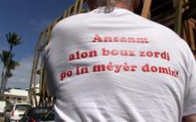 Manifestation anti-Monsanto à Saint-Leu