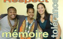 « Respect, tolérance et mémoire » : Caylah, Bini et Gad sont à La Réunion