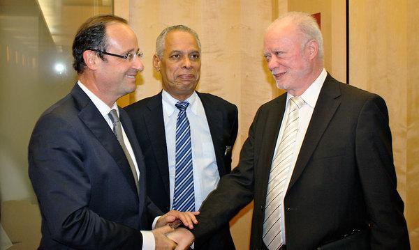 """Philippe Naillet : """"François Hollande veut remettre à plat les niches fiscales"""""""