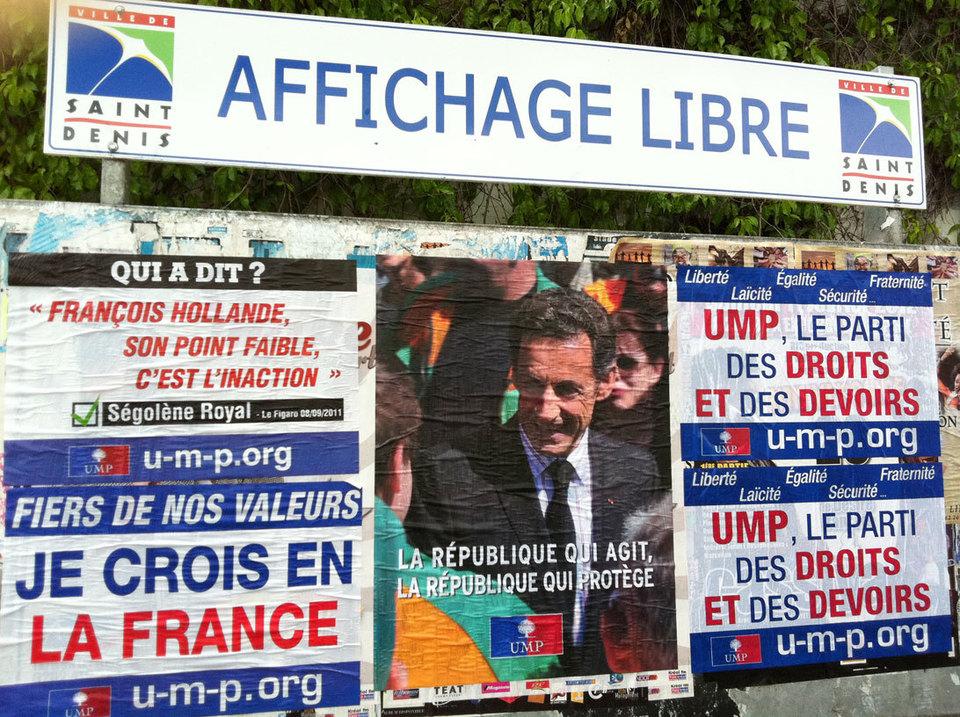 """Richenel Hubert : """"L'UMP est leparti des Droits et des Devoirs"""""""
